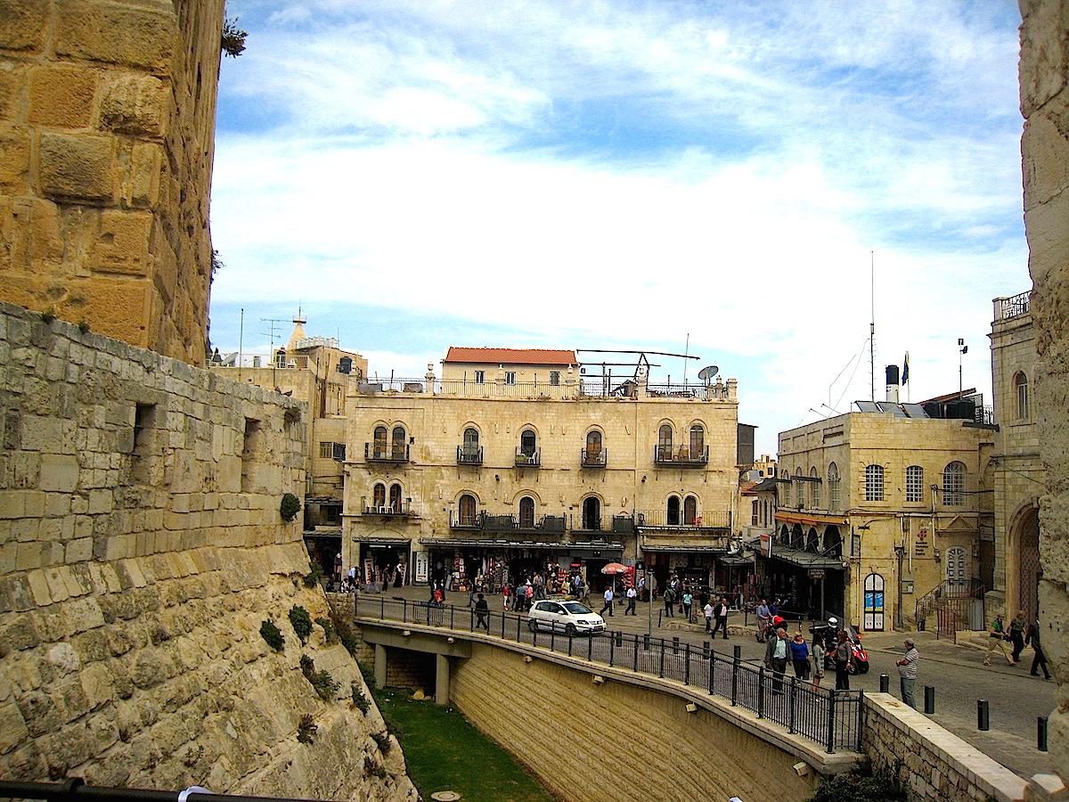 Die Altstadt von Jerusalem