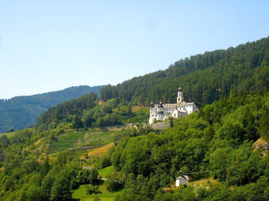 Top 5 - Bedeutende Klöster Kloster im Vinschgau