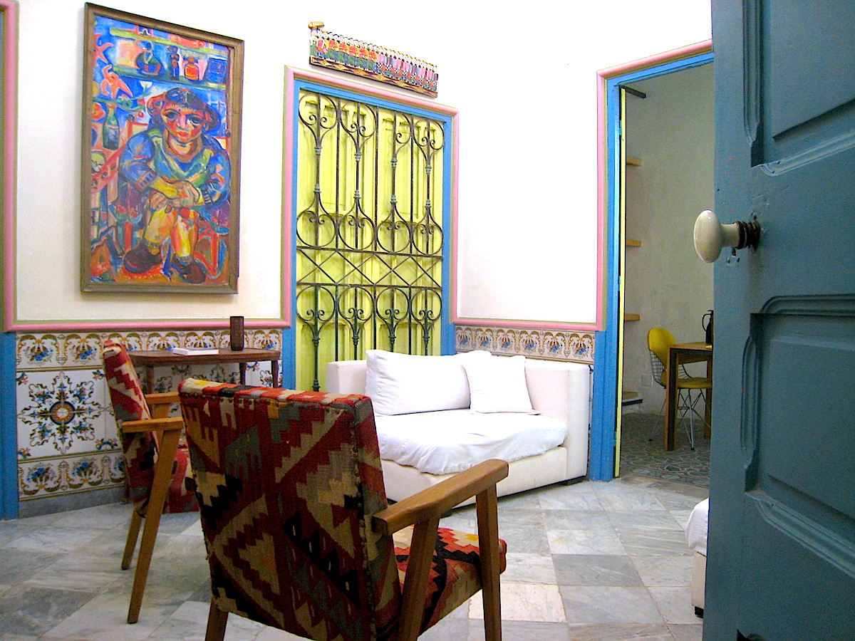 Tunis entdecken - Bed & Breakfast
