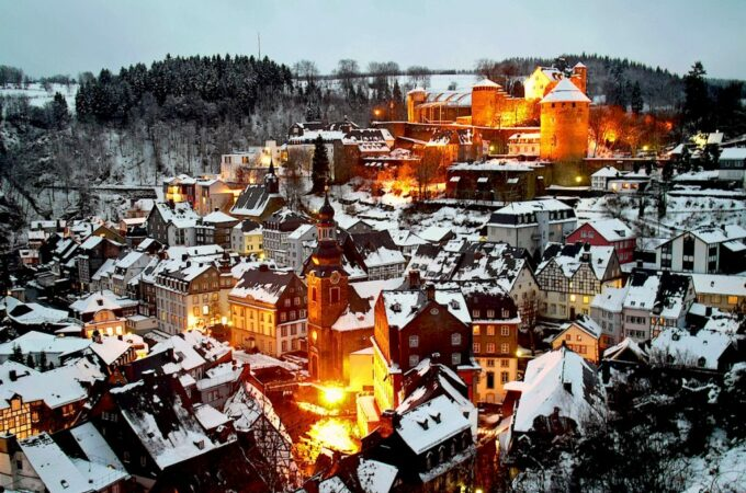 Nostalgischer Advent in der Eifel