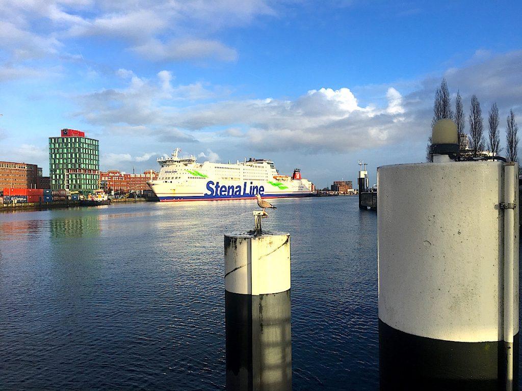 Auf den Spuren von Kommissar Borowski - der Hafen