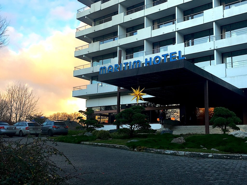 Auf den Spuren von Kommissar Borowski - Hotel