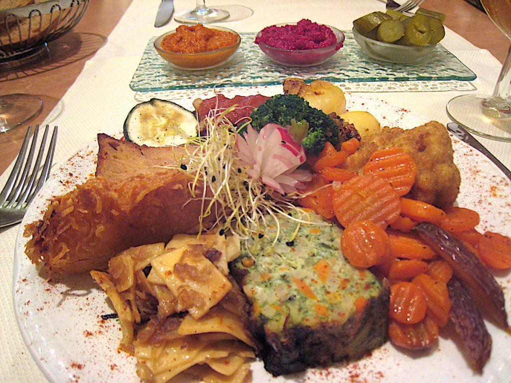 Koschere Köstlichkeiten in Antwerpen