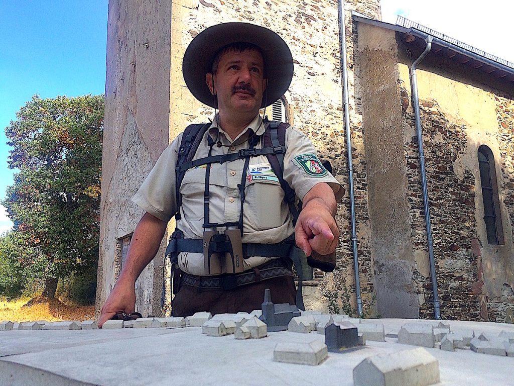 Top 5 – Die schönsten Eifel-Erlebnisse Ranger Ralf Hilgers in Wollseifen