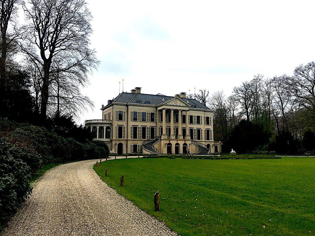 Park Broekhuizen in Leersum