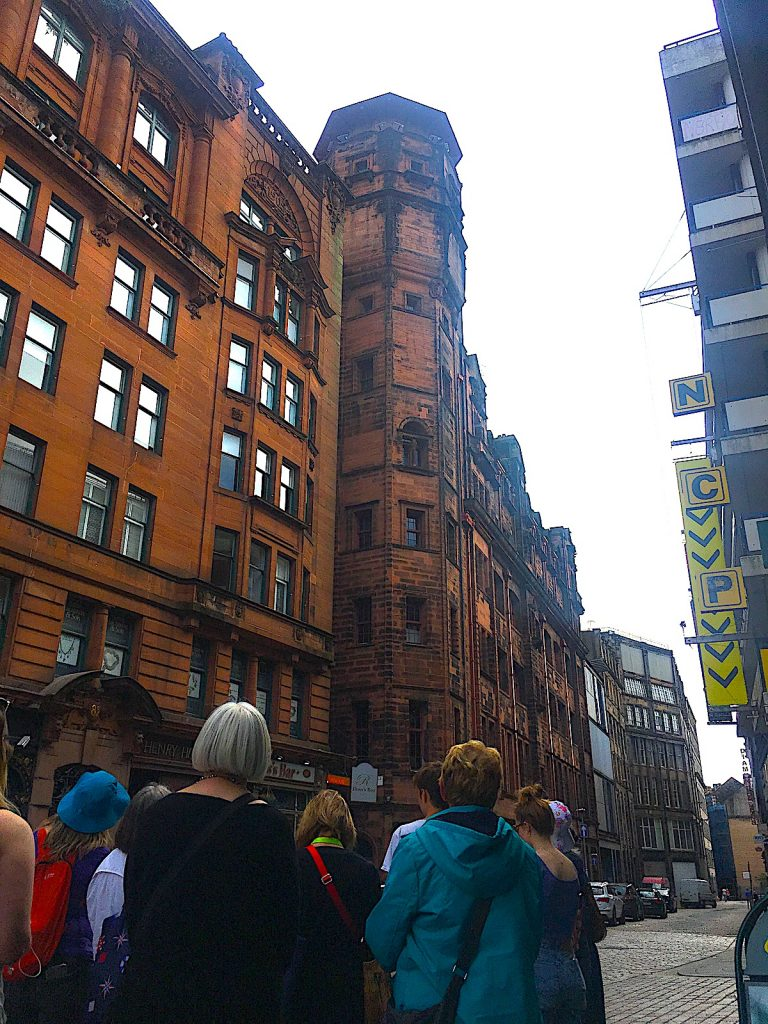 Das Lighthouse in Glasgow