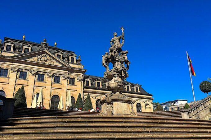 Ein barockes Herbstwochenende in Fulda