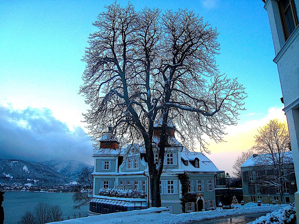 5 x Winterzauber in Deutschland - In der Adventszeit ist es am Tegernsee besonders stimmungsvol