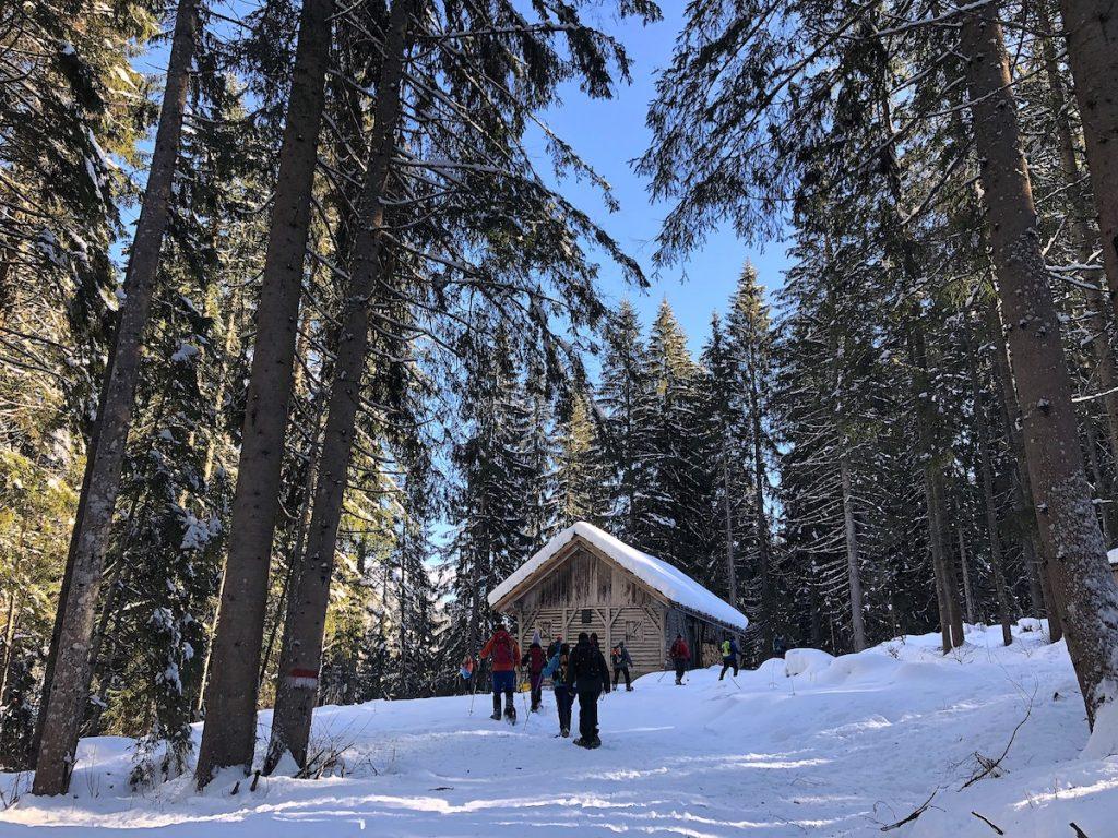 Sanfter Winter in Österreich