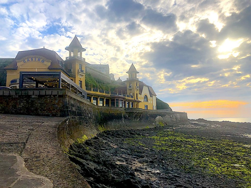Granville – märchenhafte Stadt am Meer