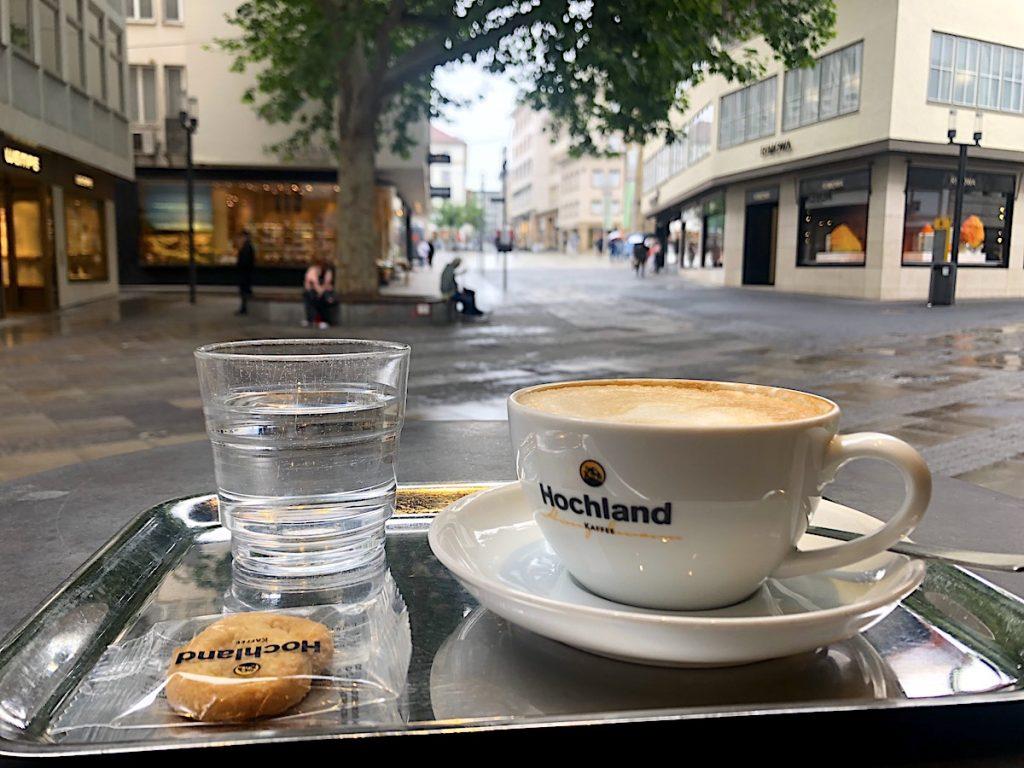Stuttgart Citytrip - Kaffeegenuss