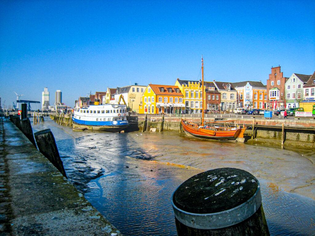 Husum ist eine der schönsten Küstenstädte in Deutschland
