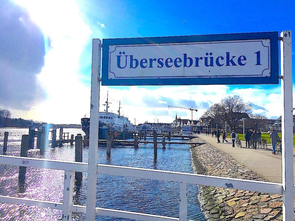 Küstenstädte in Deutschland - Travemünde, der bekannte Stadtteil von Lübeck, genießt einen guten Ruf