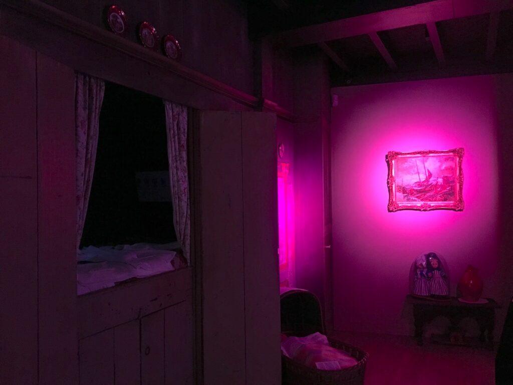"""""""Expierence Volendam"""" zeigt die historischen Wohn- und Arbeitsbedingungen in Volendam am Markermeer."""