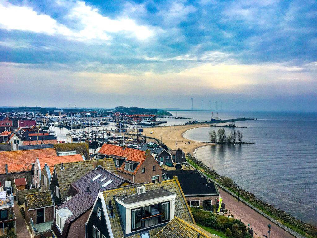 Urk zählt fraglos zu den schönsten Orte am IIJsselmeer
