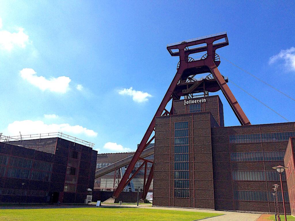 Die wichtigsten NRW Sehenswürdigkeiten - Zeche Zollverein